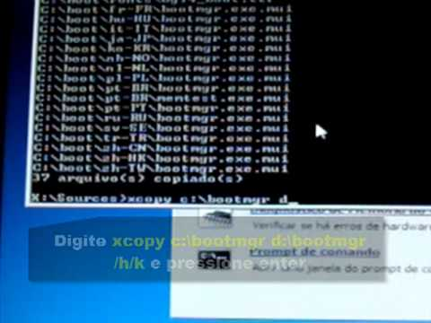 Como Remover XP de Dual Boot com Windows 7