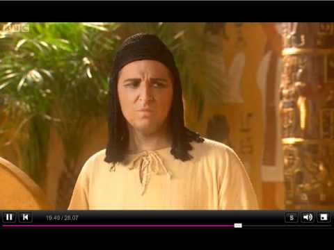 Horrible Histories - Egyptian death