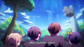 getlinkyoutube.com-Mori Summer VS Falsa Summer - Chuunibyou demo Koi ga Shitai! Ren - Sub. español