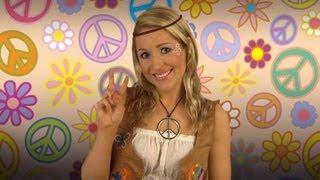 getlinkyoutube.com-Retro Hippie Costume Makeup Application