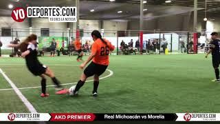 Real Michoacán vs. Morelia AKD Premier Academy Soccer League