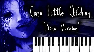 getlinkyoutube.com-Children of the Night - Piano Version (Come Little Children) Hocus Pocus