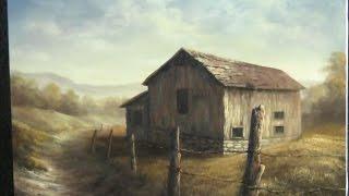 getlinkyoutube.com-Paint with Kevin - Desert Barn