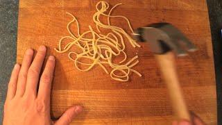 Break-up Pasta - Aglio E Olio - You Suck at Cooking (episode 14) width=