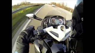 getlinkyoutube.com-Can-am Spyder RS SE5 Top Speed 205km/h