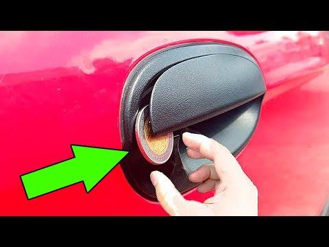 6 Лайфхаков, Чтобы Открыть Автомобиль без Ключей