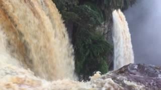 Nokan Nayan (hidden waterfall in Indonesia)