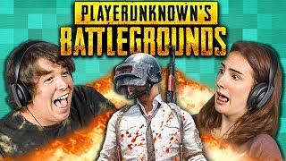 PlayerUnknown's Battlegrounds - PUBG (React: Gaming)
