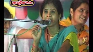 getlinkyoutube.com-बुन्देली लोकगीत (ईपे लगे लुघरिया रे जो तो धरो है करिया रे)-बबली शमा