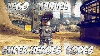 getlinkyoutube.com-Lego Marvel Super Heroes Cheat Codes- HD
