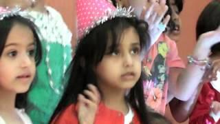 getlinkyoutube.com-قناة اطفال ومواهب الفضائية حفل الزهرة جوري ابوجبل بمناسبة التخرج من الروضة