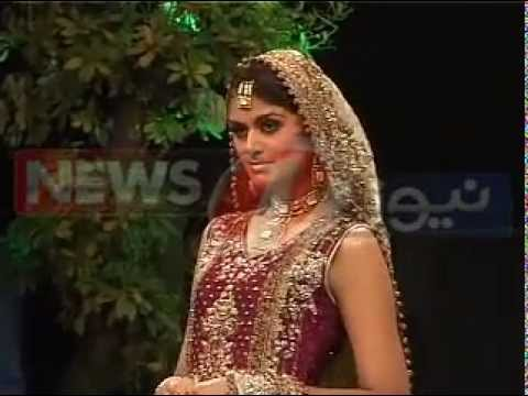 Pakistani Models Proven Their Talent in Bridal Culture Week