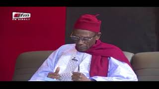 Faram Facce Pape Ngagne Ndiaye recevait: Le Pr Doudou Wade et Seydou Gueye 03 Janvier 2018