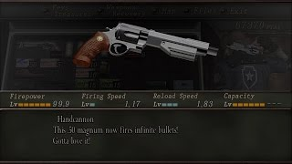 getlinkyoutube.com-PS4 Hand Cannon Gameplay (RE4)