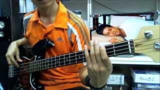 getlinkyoutube.com-มอไซค์รับจ้าง - เสก โลโซ Cover Bass By Ball@BTV