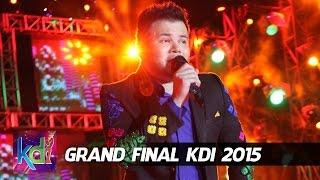 "getlinkyoutube.com-Ridho Rhoma Feat. Ayu Ting Ting "" Cuma Kamu "" Grand Final KDI 2015 (4/6)"