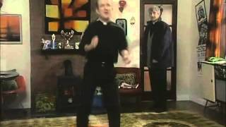 getlinkyoutube.com-Father Ted  (The dancing priest)