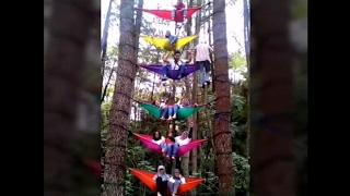 getlinkyoutube.com-Hammock 7 high at Tahura - Bandung