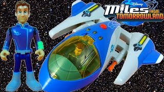 getlinkyoutube.com-MILES FROM TOMORROWLAND SPACEGUARD UNCLE JOE TTA SPACESHIP DISNEY JUNIOR