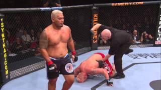 getlinkyoutube.com-UFC 180: Heavy Hitters - Mark Hunt