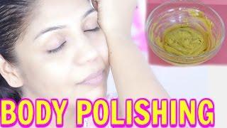 getlinkyoutube.com-Traditional Indian Body Polishing   SuperPrincessjo