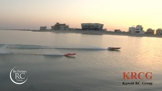 getlinkyoutube.com-PART 2 - Kuwait RC Boat Drag Race - بطولة دراق للقوارب اللاسلكية الثانية