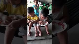 Hoàng Thinh, Tiến Huy ăn thịt | Hoàng Thịnh