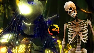 "I GOT THE SECRET PREDATOR BRUTALITY! - Mortal Kombat X ""Predator"" Gameplay (MKX Online Ranked)"