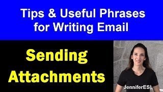 getlinkyoutube.com-Write Better Emails in English: Sending Attachments