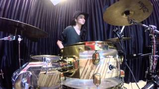A Sky Full of Stars - Coldplay (Drum Cover) - Rani Ramadhany