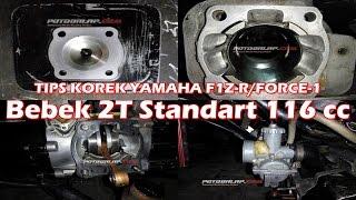 getlinkyoutube.com-TIPS KOREK YAMAHA F1Z-R/FORCE-1 DRAGBIKE BEBEK STANDART 116cc  RAT Motorsport
