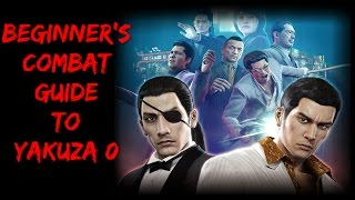 getlinkyoutube.com-Beginner's Combat Guide To Yakuza 0