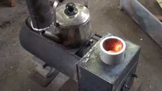 getlinkyoutube.com-ロケットストーブ  SL Rocket Stove