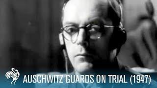 getlinkyoutube.com-Auschwitz Guards On Trial (1947)