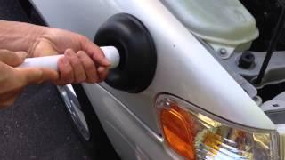 getlinkyoutube.com-การซ่อมรอยบุบรถด้วยตนเอง