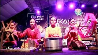 Sanggar Tipalayo Desa Bonde | Pesona Cakkuriri 2017 Mandar Sendana Kabupaten Majene width=