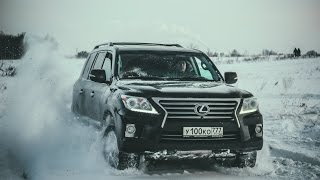 getlinkyoutube.com-Lexus LX 570 Тест-драйв.Anton Avtoman.