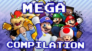 getlinkyoutube.com-SMG4 MEGA COMPILATION | 5 years of retardedness