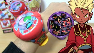 getlinkyoutube.com-エンマ大王仕様に変身!!DX妖怪ウォッチU 進化キットVersionE  Yo-kai Watch