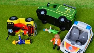 getlinkyoutube.com-Fireman Sam Episode The Big Crash Feuerwehrmann Sam