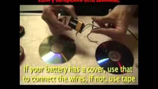 getlinkyoutube.com-Как сделать детектор металла своими руками.