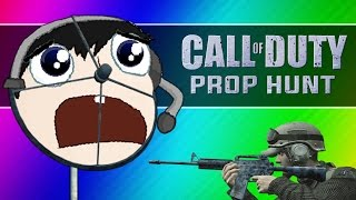 getlinkyoutube.com-Call of Duty 4: Prop Hunt Funny Moments - Nogla's Lover, Boat Pile, Lucky Barrel (CoD4 Mod)