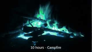 getlinkyoutube.com-10 Hours Campfire - Relaxing Ambient Sounds