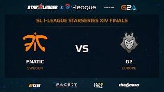 getlinkyoutube.com-Fnatic vs. G2 (SL i-League StarSeries XIV LAN FINALS)