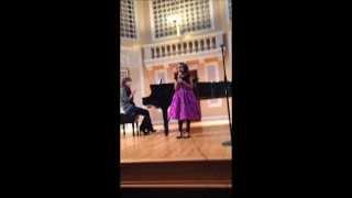 Priya Sao   Saloni's Vocal Recital 2013