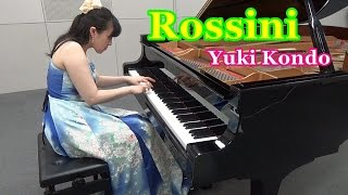 getlinkyoutube.com-ウィリアム・テル序曲より(ロッシーニ)ピアニスト 近藤由貴/ Rossini: William Tell Overture Finale Piano Solo, Yuki Kondo