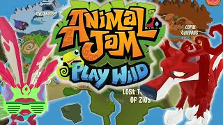 getlinkyoutube.com-ANIMAL JAM: PLAY WILD [APP] HAS BEEN RELEASED!