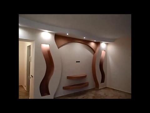 Amenajari interioare rigips imagini scafa forme curbe gips carton