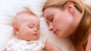 getlinkyoutube.com-Mother and Baby Soft White Noise - fall asleep fast  calming white noise