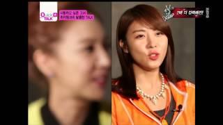 getlinkyoutube.com-Ha Ji Won interview on Mnet Wide News 02.18.2013